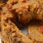 ajam boemboe (bumbu) roedjak recept