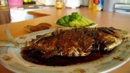 Ikan Ketjap Manis