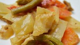 Sajur Lodeh Recept