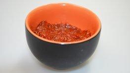 Sambal Badjak Recept